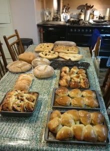 Breads from 15th November