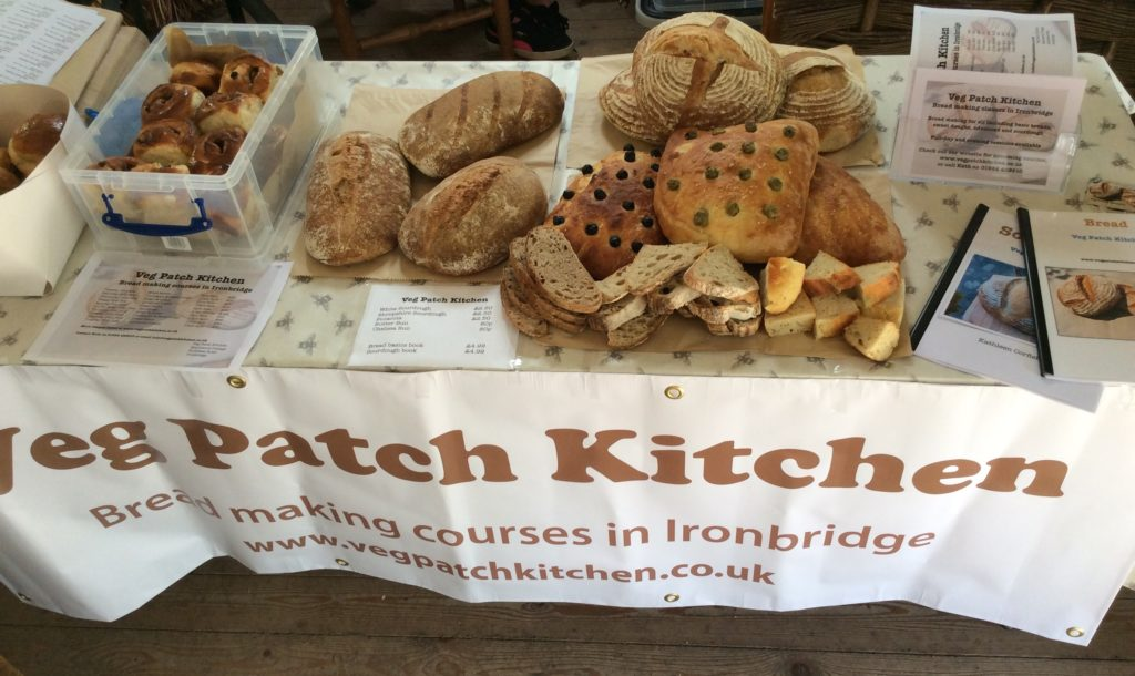 Breads at Grow Local