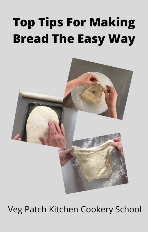 Top Tips For Making Bread The Easy Way